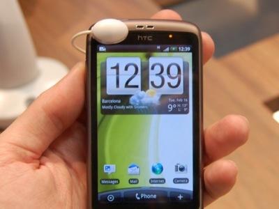 HTC Desire y Legend, primer contacto