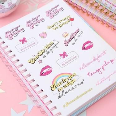 Cuando La Vecina Rubia se comió a Hello Kitty: las agendas escolares diseñadas por influencers colonizan las papelerías