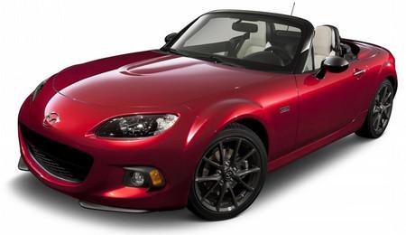 Mazda MX-5 25 Aniversario, ¡se los quitaron de las manos!
