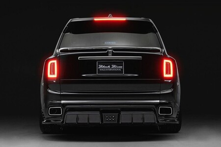 Rolls Royce Cullinan Black Bison Por Wald International 11