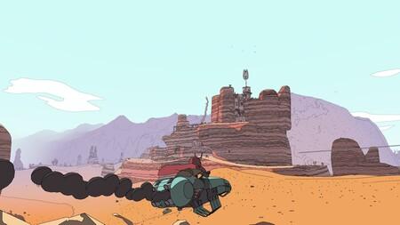 Análisis de Sable: una experiencia liberadora que va más allá de un The Legend of Zelda con la estética de Moebius
