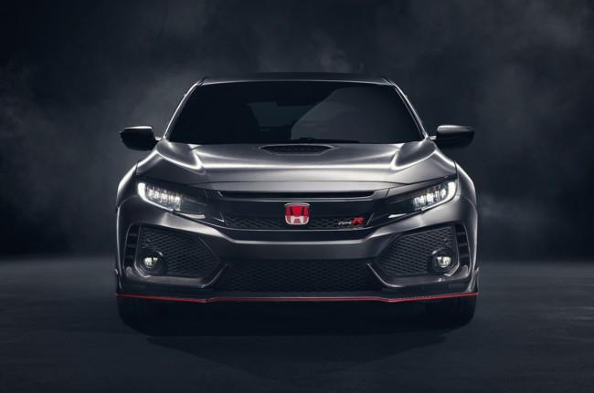 El Honda Civic Type R Concept anticipa un 'hot-hatch' que es... ¡muy 'hot'!