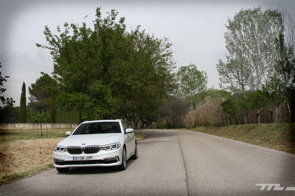 BMW 530d Prueba