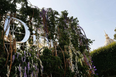 Dior primavera-verano 2014, el misterio de una colección surgida de la naturaleza