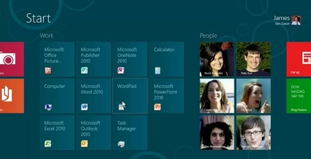 Las ventajas de usar Windows 8 en las empresas según Microsoft