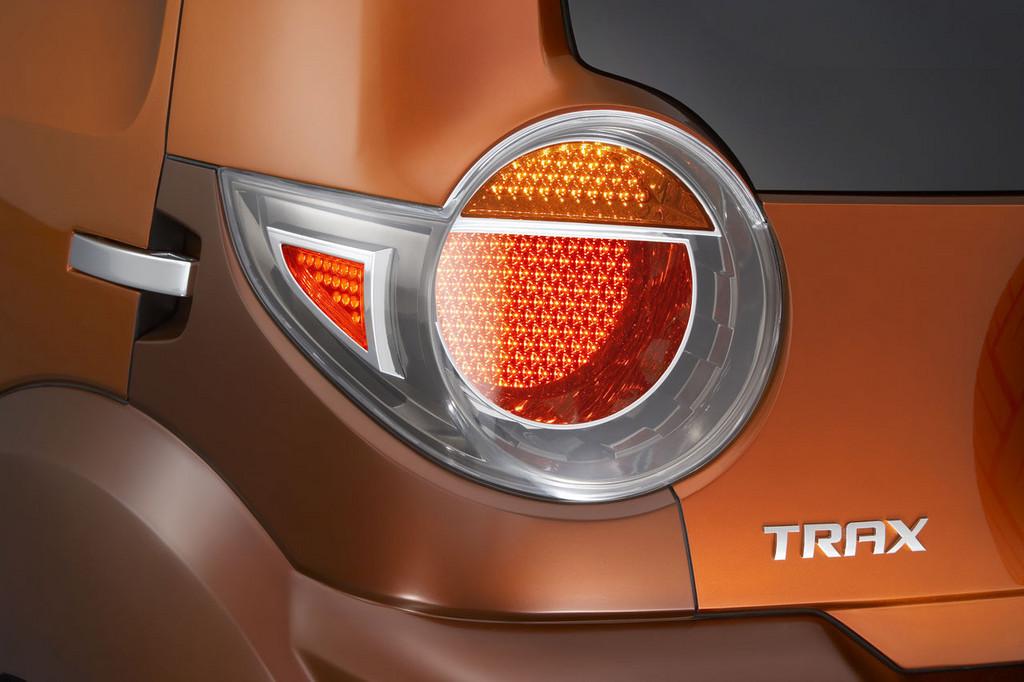 Foto de Chevrolet Trax Concept (8/11)