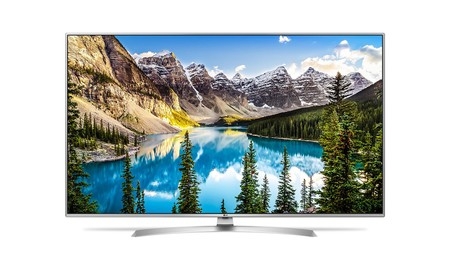 LG 55UJ701V, una interesante smart TV de 55 pulgadas que Amazon nos ofrece ahora por 519,99 euros