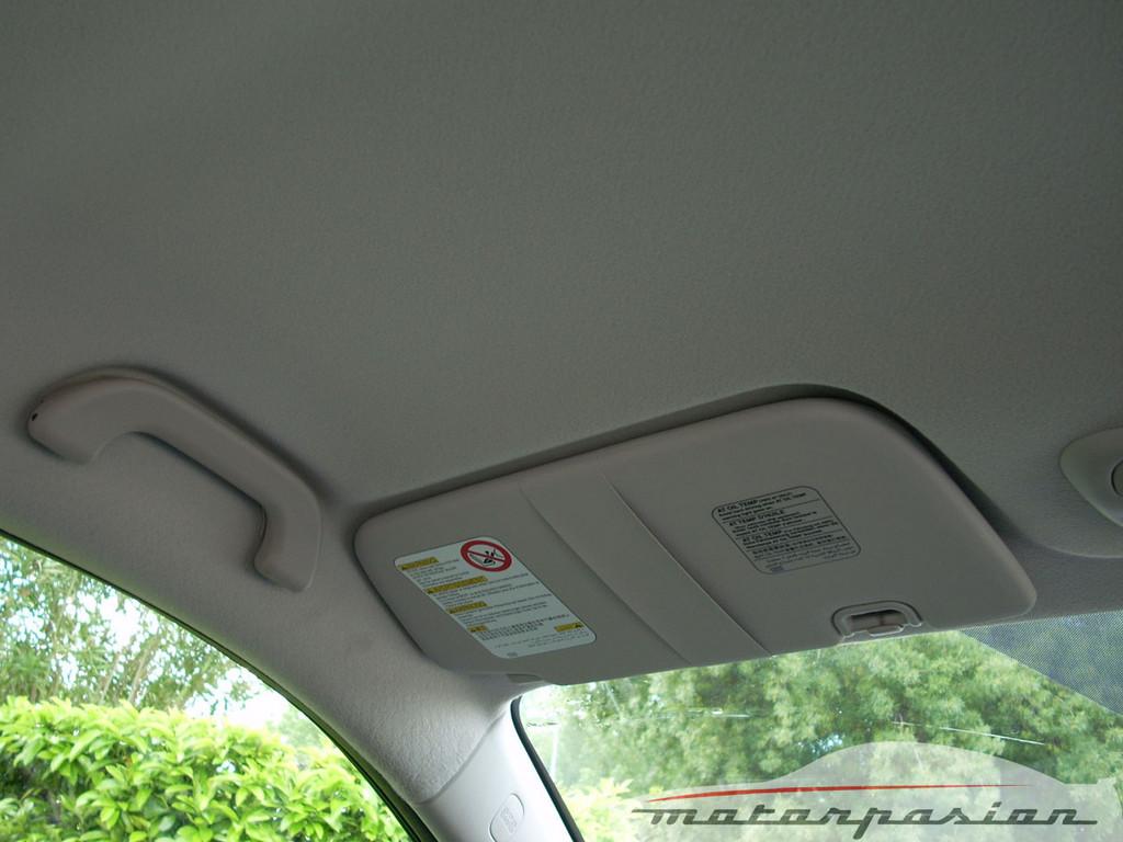 Foto de Subaru Impreza Sport (prueba) (32/32)