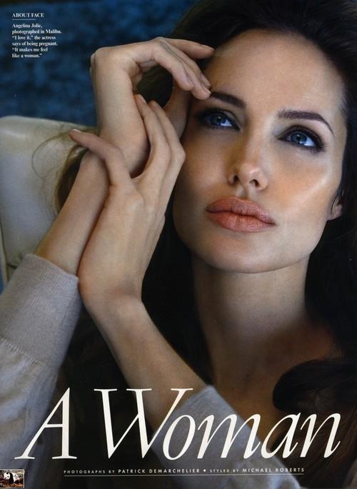 Foto de La sesión completa de Angelina Jolie para Vainity Fair (3/11)