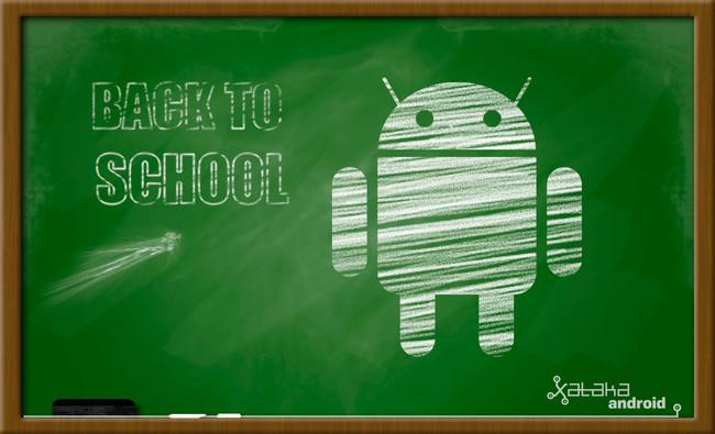 Android Vuelta AL Cole