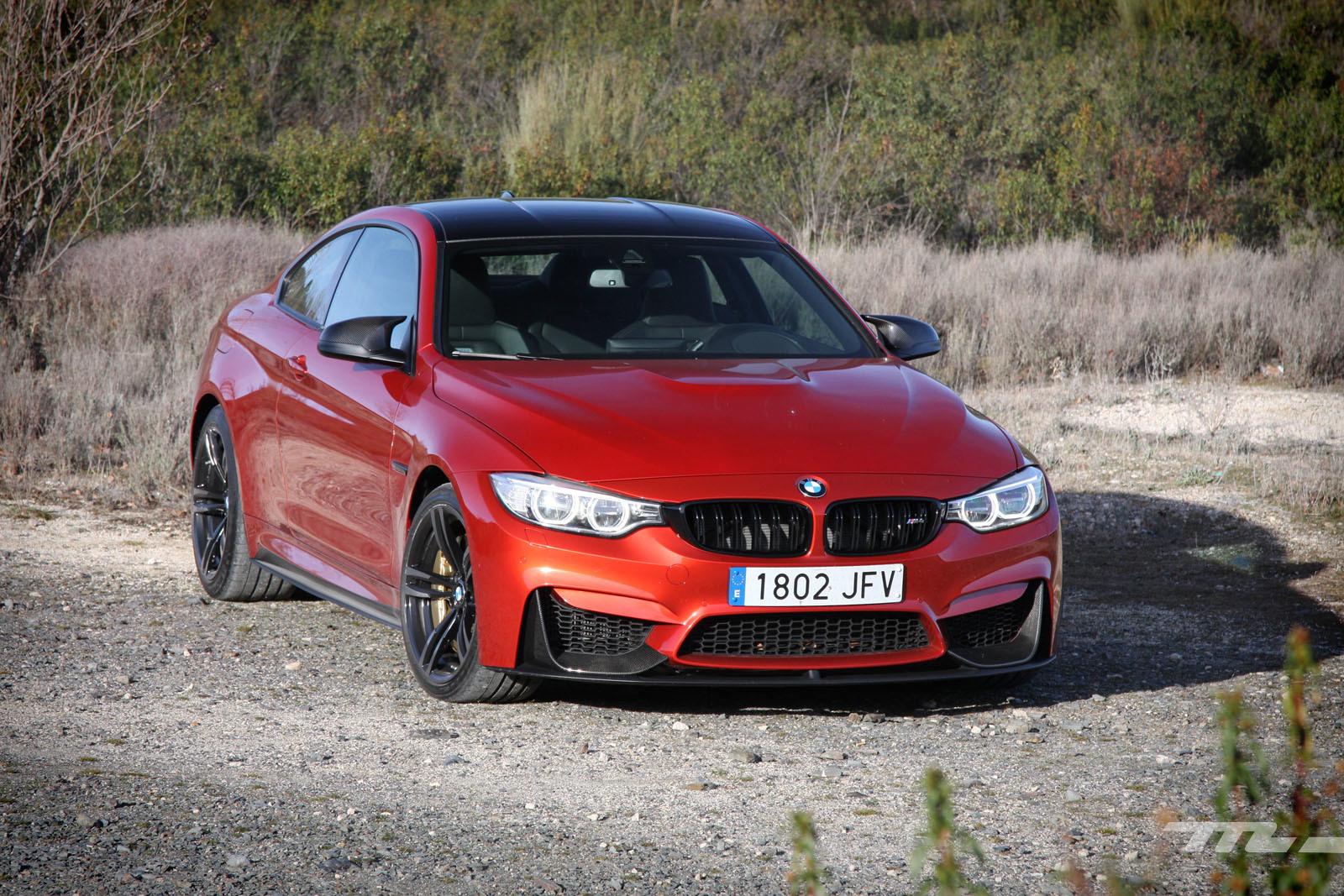 Foto de BMW M4 Performance (prueba en banco de potencia) (21/40)