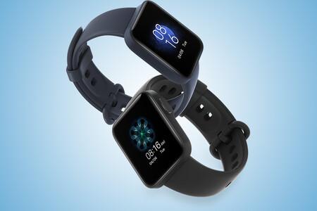El Xiaomi Mi Watch Lite es oficial: un nuevo smartwatch con medición SpO2, GPS y batería para nueve días