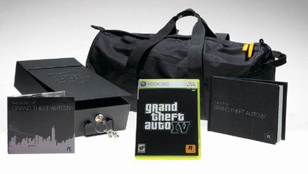 Edición especial de GTA IV