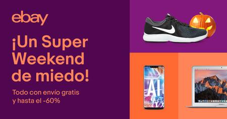 Super Weekend en eBay con rebajas en LG, Huawei o Xiaomi: las 11 mejores ofertas