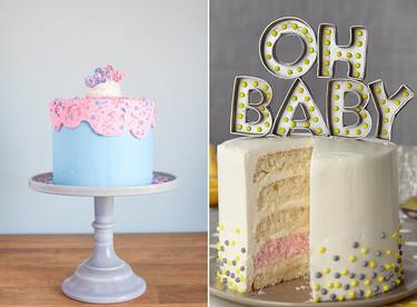 ¿Futuros papás y golosos? La moda de revelar el sexo del bebé con dulces es para vosotros