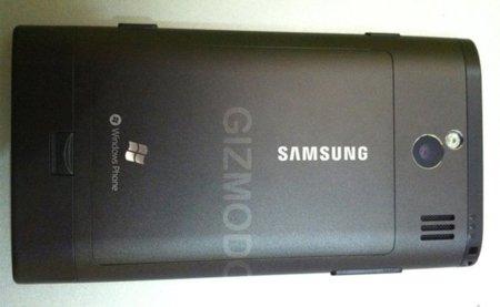Samsung GT-i8700, un Windows Phone 7 a tener en cuenta