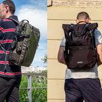 Mochilas Vanguard VEO SELECT y FLEX, análisis: mochilas fotográficas elegantes y versátiles para el día a día