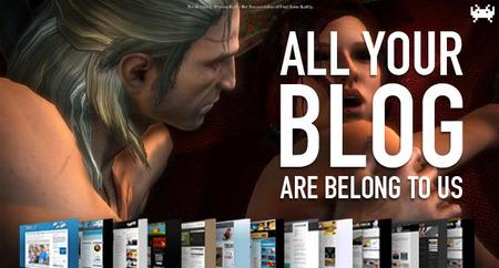 El sexo y la censura en los videojuegos, olvida lo que amas para volver a ser feliz. All Your Blog Are Belong To Us (CLXVI)