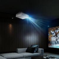 LG presenta nuevo proyector láser para cine en casa: el HU810P llega con resolución 4K y 2.700 lúmenes