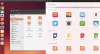 Ubuntu 14.04 podría unificar la interfaz de su versión de escritorio y móvil