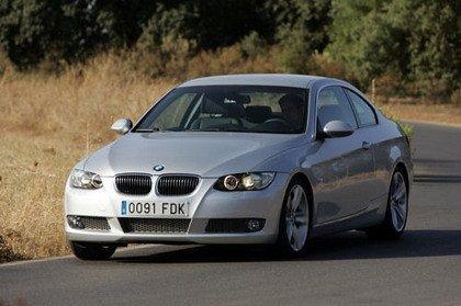 Prueba del BMW Serie 3 Coupé