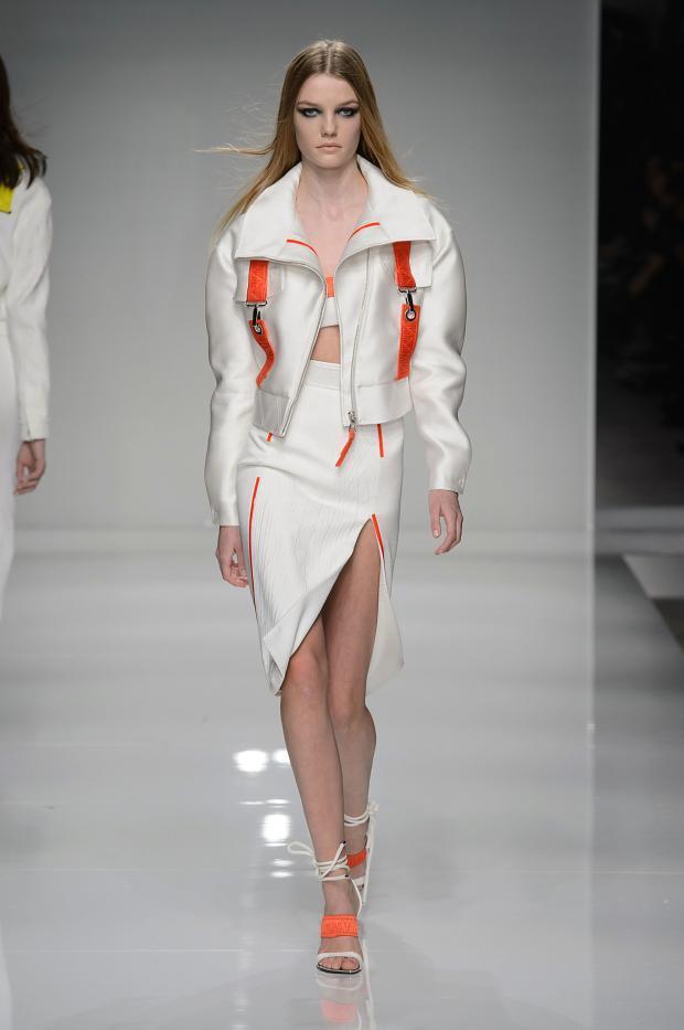Versace Atelier colección Primavera-Verano 2016