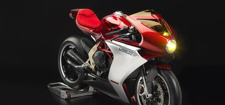 ¡Exquisita! La MV Agusta F3 Superveloce adelanta una preciosa deportiva retro que llegará en 2019
