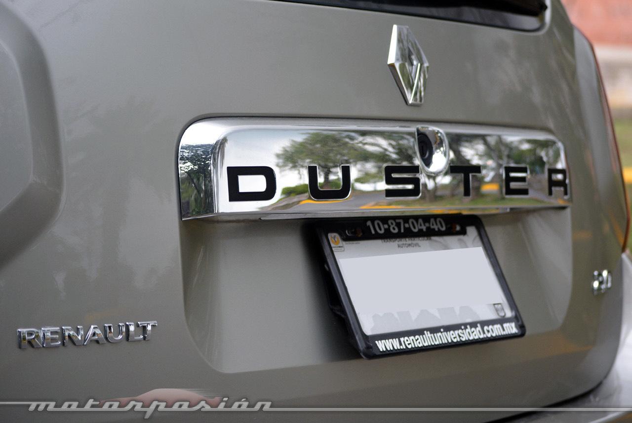 Foto de Renault Duster (prueba) (18/37)