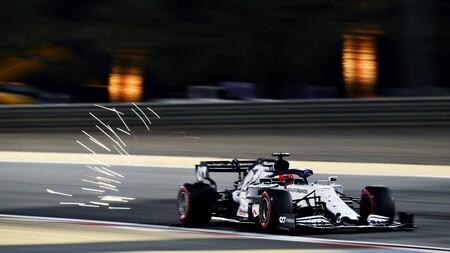 Kvyat Sakhir F1 2020