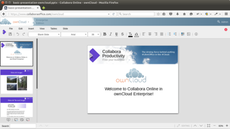 Libreoffice Cloud 3