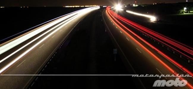 Noche Autovía by Albi
