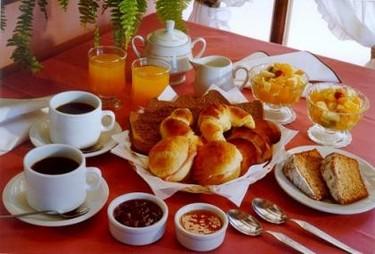 El buen desayuno