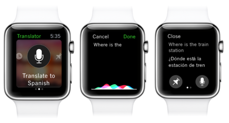 Outlook y Microsoft Traductor llegan a Apple Watch y Android Wear
