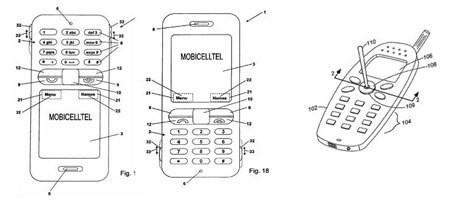 Nokia patenta el stylus-joystick y el giro de pantalla