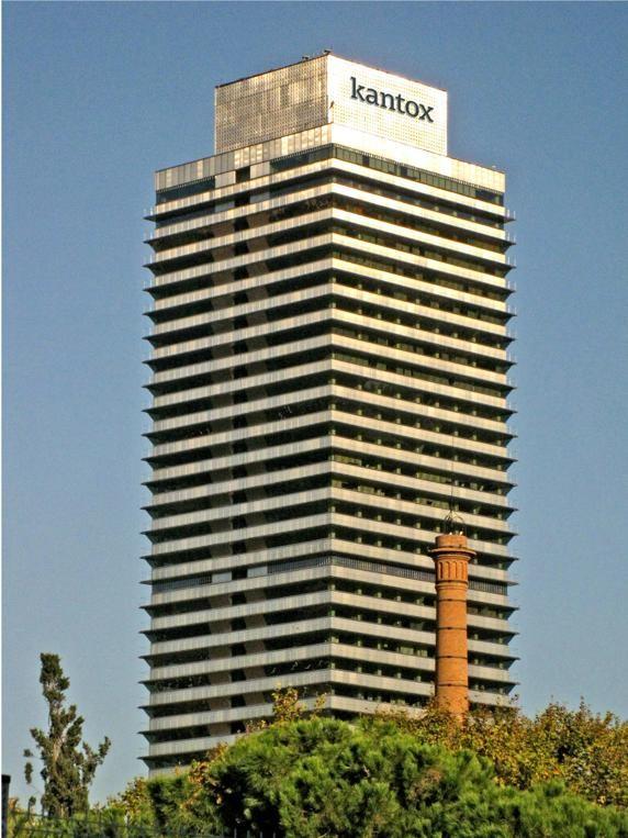 Torre Kantox Barcelona