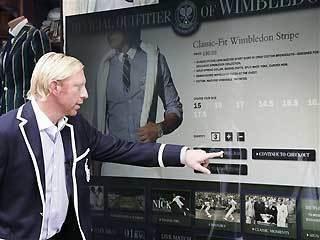 La colección Wimbledon de Ralph Laurent se vende las 24 horas del día