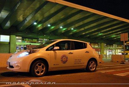 Nissan Leaf, 24 horas de electrizante miniprueba (parte 2)