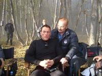 'Los mercenarios 2', primeras imágenes de Jean-Claude Van Damme en el rodaje