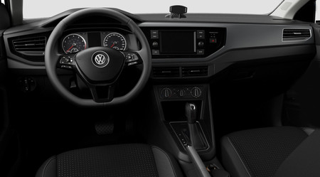 Volkswagen Virtus Interior Mexico