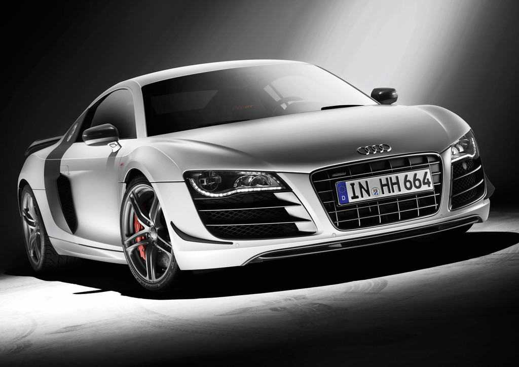 Foto de Audi R8 GT (1/16)
