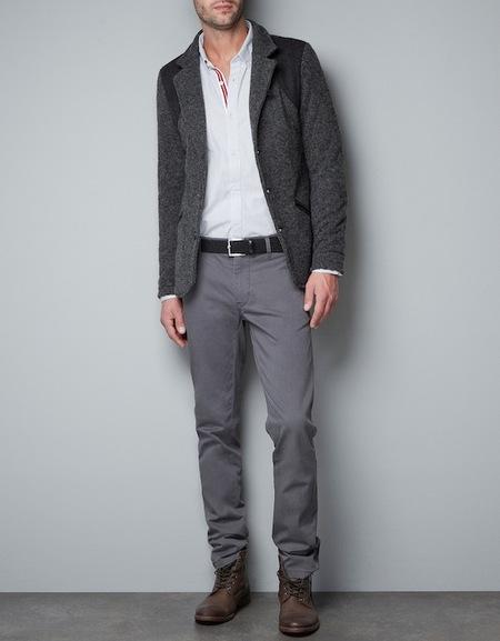 muy genial conseguir baratas disfruta de un gran descuento Zara: ¿Buscando blazer y sin ideas? Echa un ojo a las nuevas ...