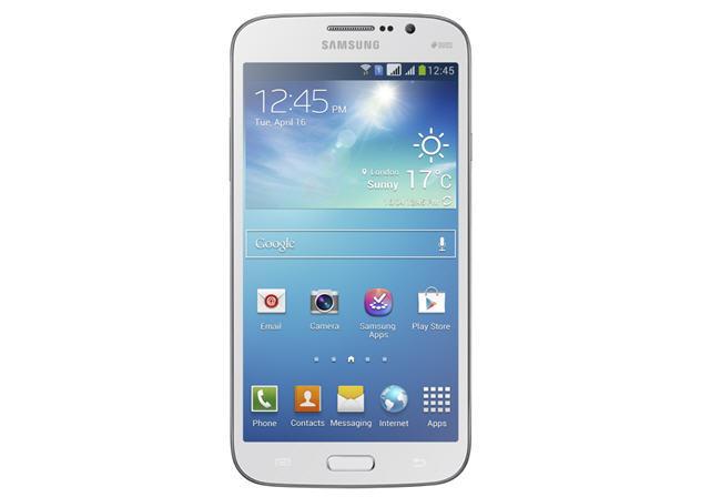 Foto de Samsung Galaxy Mega (4/13)