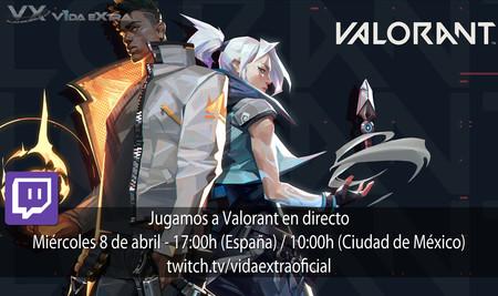 Jugamos a Valorant a las 17:00h, sigue el streaming aquí [Finalizado]