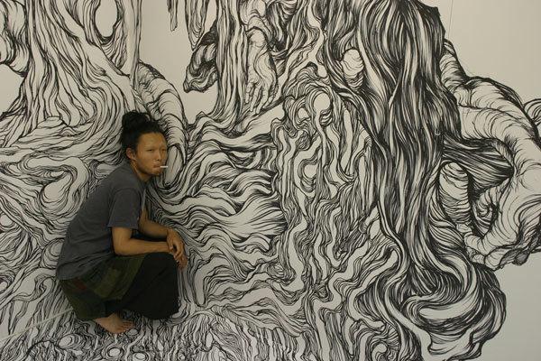 Foto de Psychedelic room, una habitación para no dormir (1/7)