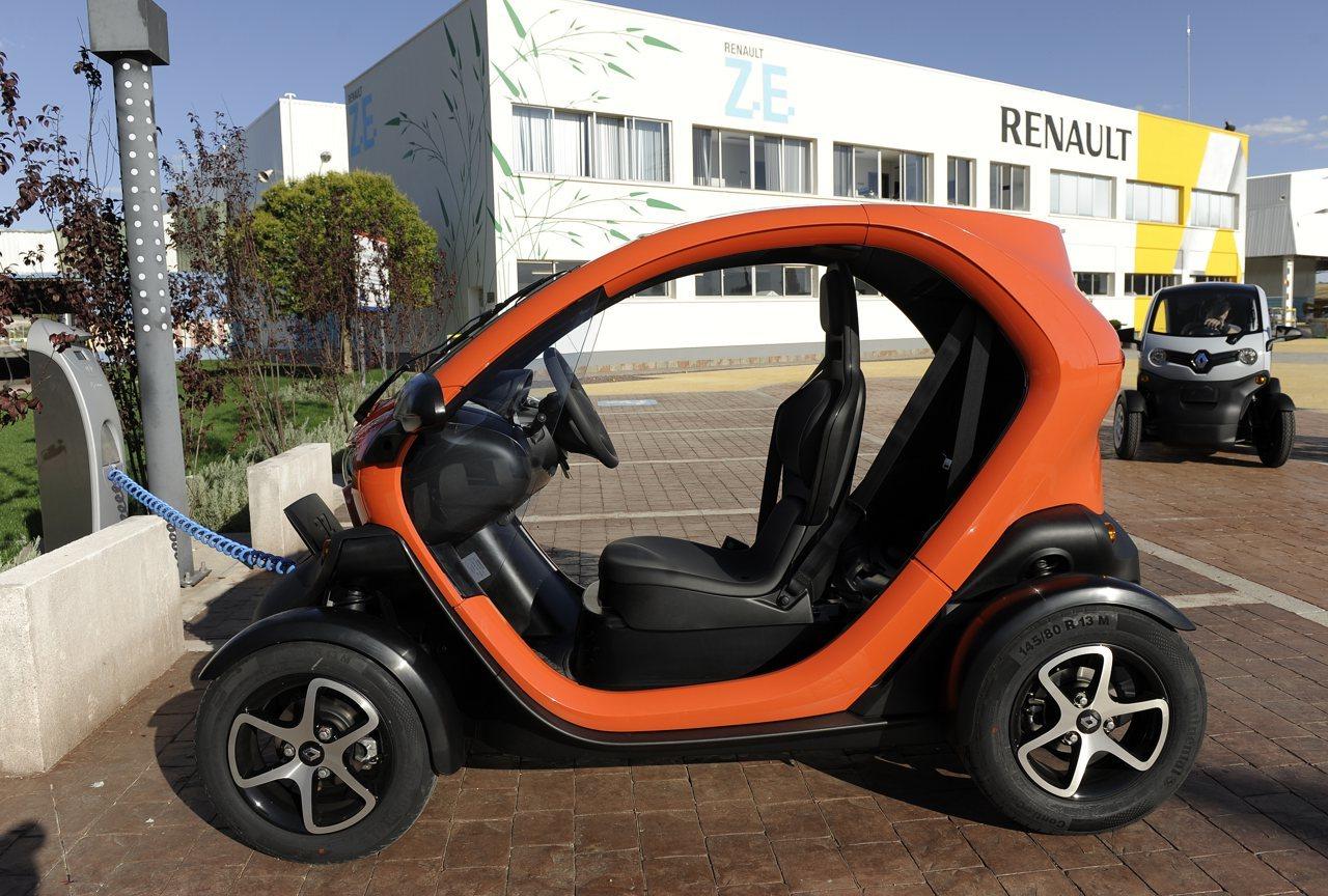 Foto de Fábrica Renault Twizy Valladolid (2/16)