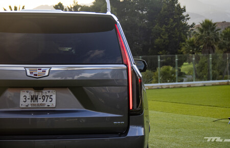 Cadillac Escalade 2021 Opiniones Prueba Mexico Contacto 12
