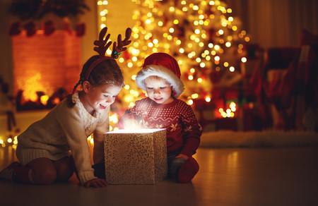 Navidad Ninos Regalo