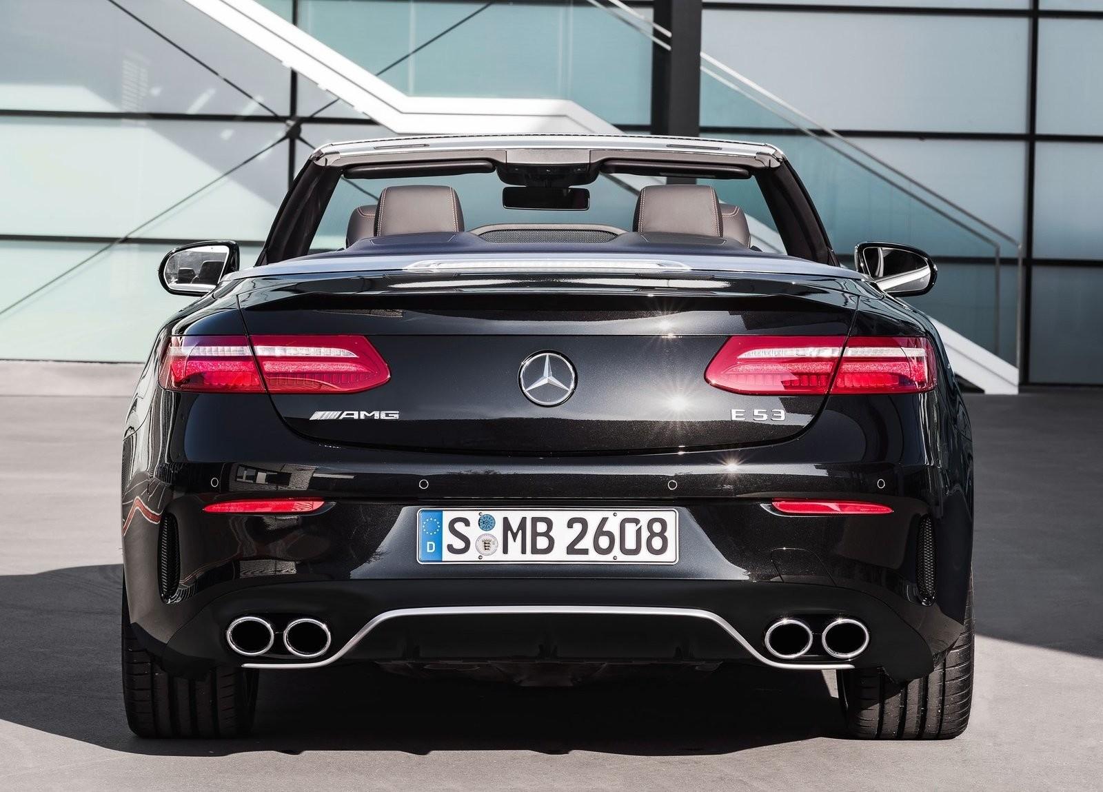 Foto de Mercedes-AMG E 53 Coupé y Cabriolet (9/20)