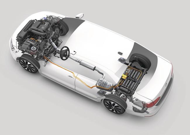 Plataforma MQB de Volkswagen