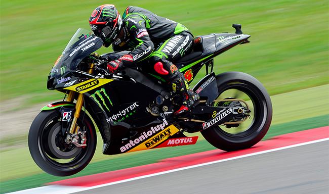 Andrea Dovizioso, mejor Yamaha